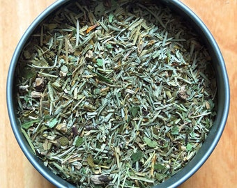Ringing Ears Tea, Herbal Tea to help soothe and relieve ringing in the ears