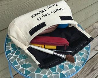 Supernatural Destiel Makeup Bag