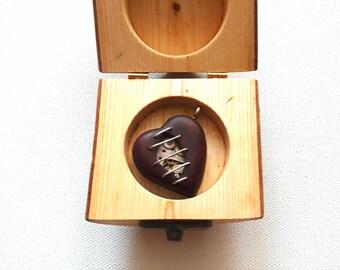 Clockwork Heart Pendant (FREE SHIPPING)
