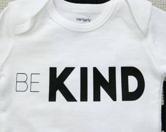 be KIND- TODDLER t-shirt listing.