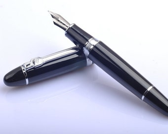 Fountain Pen, Medium Nib Fountain Pen, Excellent Ink Pen for Writing, Calligraphy, Drawing, Inking