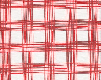 Free Spirit Fabrics Erin McMorris Astrid Pica in Poppy - Half Yard