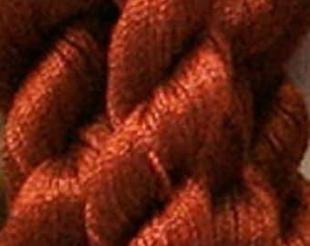 Maestoso 2355 - Aurifil - dark copper - skein