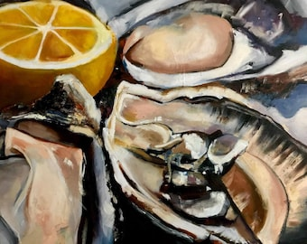 Oysters (2016)