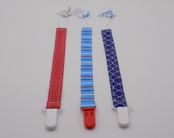 Red, White, and Blue Pacifier