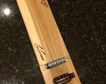 3-String Diddley Bow--Made to Order