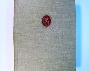 Old (Pere) Goriot, Honore de Balzac, 1st Edition thus, Good 1946 Classics Club Hardcover