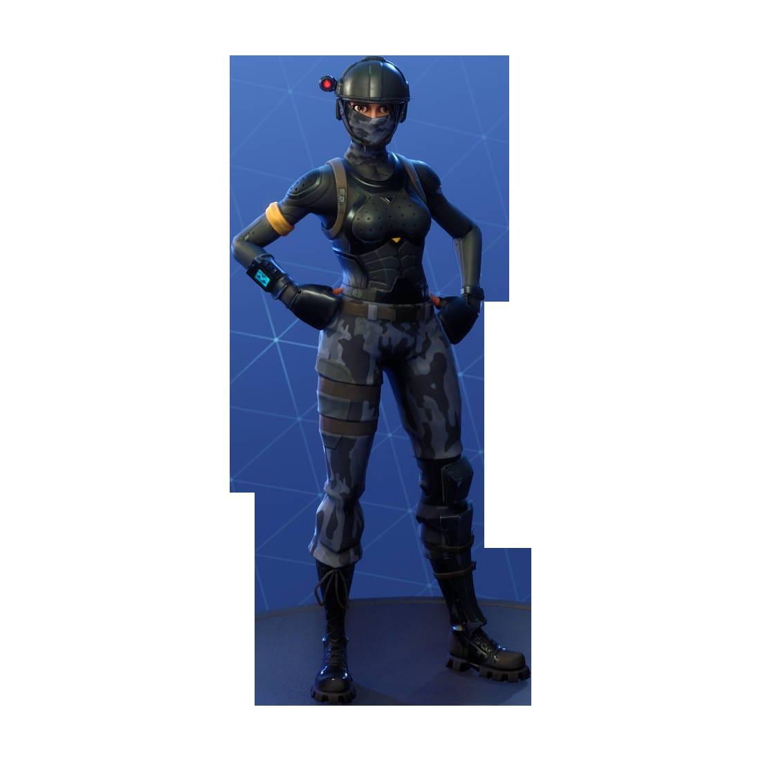 Fortnite Elite Agent Personnage Peau Autocollant