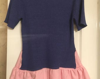 Remade summer sweater