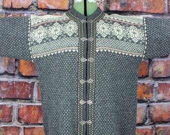 Vintage 1990s Nordic Ski Sweater