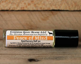 Apothecary Roll-On Peace of Mind (Stress & Anxiety)