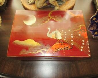 JAPAN JEWELRY BOX