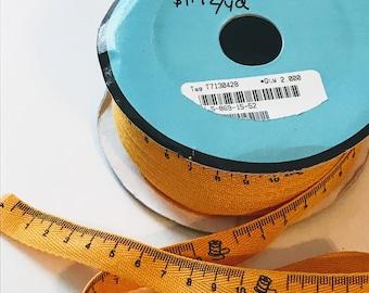 Ruler Tape Ribbon