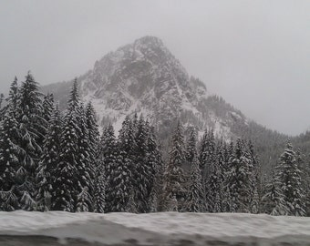 Cascade Mountains