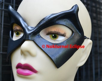 The Comedian Black Leather Mask UNISEX Watchmen Ms Marvel Superhero Comic Con Cosplay Anime Halloween Costume