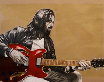 """Ruby Red's Song Print 8.5""""x11"""""""