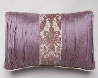Sweet Dalliance Lumbar Pillow