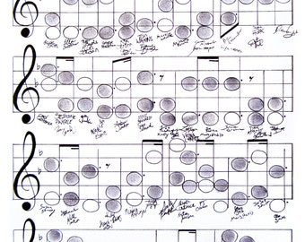 """Wedding Guest Book Alternative 