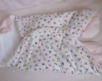 "sleeping bag sleeping bag + educational toy-rattle ""charm"""