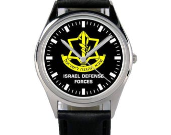 IDF Israel Defense Forces gift fan Article accessories watch B-1631