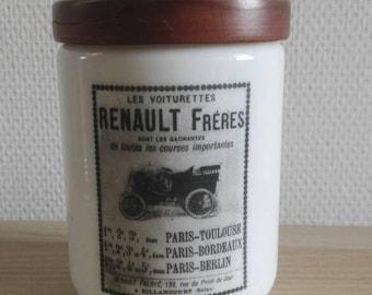 Cookie jar / sugar renault