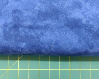Patriot Blue Toscana fabric. texture blender Kansas State University KU quilting cotton quilters Northcott 4802
