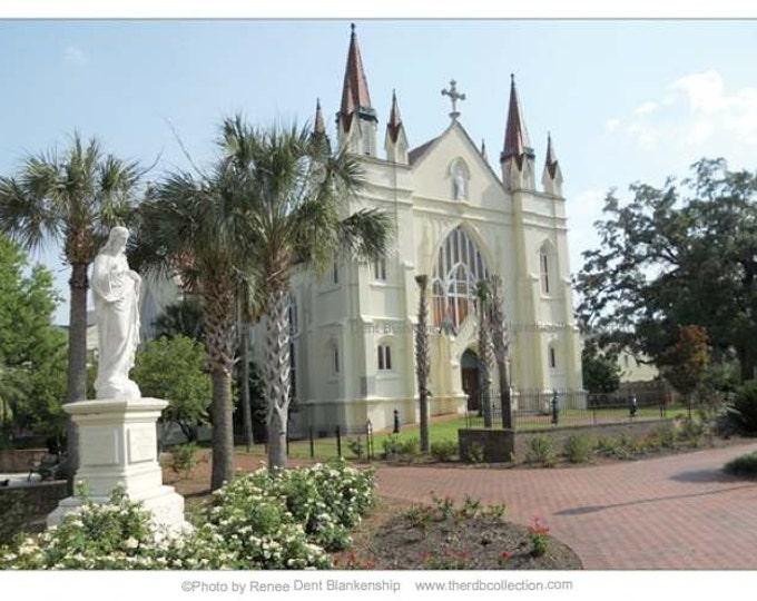 St. Josephs Chapel Cards - Spring Hill College - Mobile Alabama