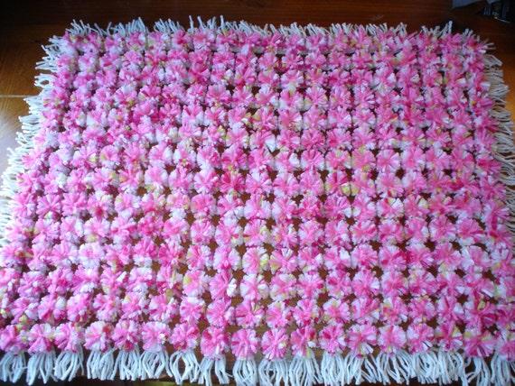 Pom Pom Baby Blanket Weaving Loom / Frame - Size 31\