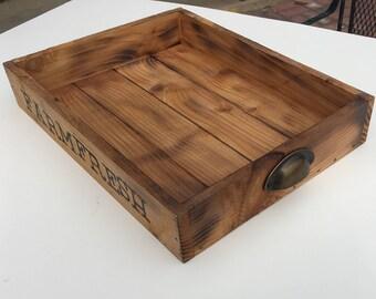 Cedar tray/box