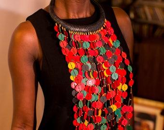 Yewa Necklace, Bold