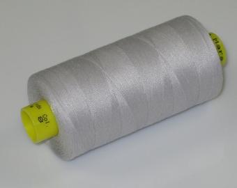 Sewing Thread, Light Gray 8 Gutermann Superior Sewing Thread on 1094 Yard Spool
