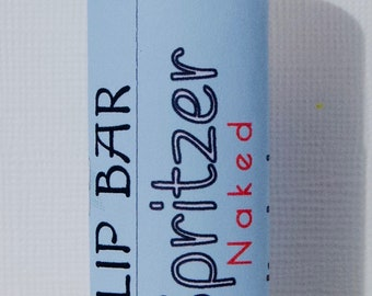 Unscented lip balm 76% Organic, Vegan