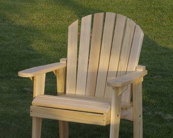 Beau Quick View. 1 Adirondack Garden Chair Kit ...
