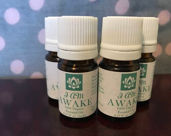 Essential Oil Blend, Awake