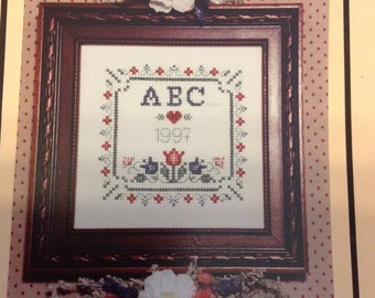 Mini Alphabet Sampler.
