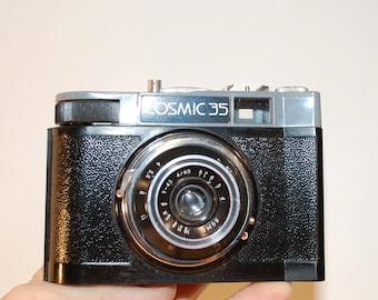 Vintage Cosmic 35 USSR Camera 35 mm film