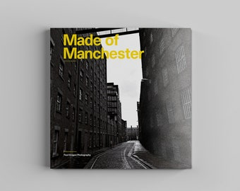 Made of Manchester Photo Book