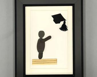 Pebble Art Graduate