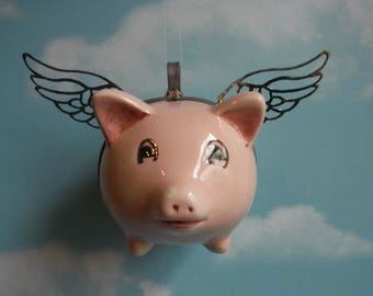 Flying Pig Pennsylvania Keepsake