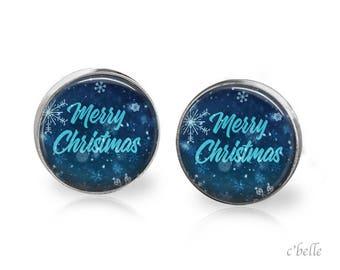Christmas Earrings Winter-22