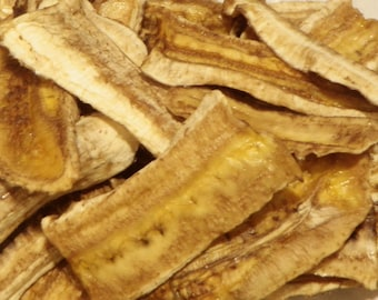 Dried Bananas - 2 oz. - GREAT for you AND your dog