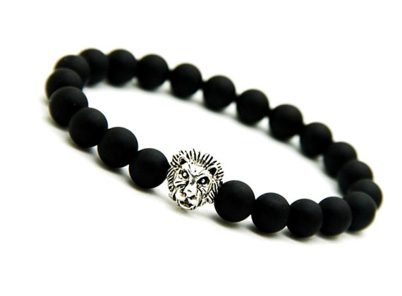 black p matte onyx bracelet onyxf products
