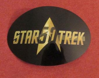 Star Trek Fiftieth Anniversary Hair Barrette
