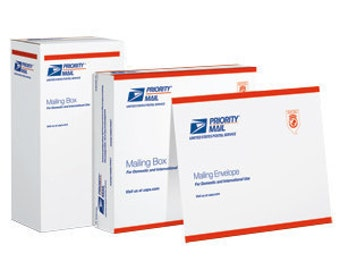 Upgrade DOMESTIC USPS Priority mail