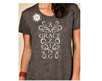 Amazing grace  SVG DFX Cricut cameo Christian svg, scripture svg, Jesus svg, bible svg, Amazing grace svg, Commercial use