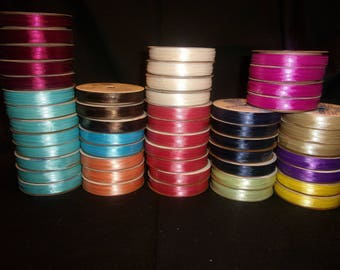 "1/4"" Ribbon Bundle"
