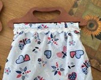 knitting, soft, market bags