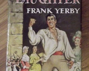Vintage Book - The Devil's Laughter by Frank Yerby 1953 Book Club Edition