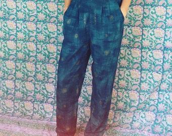 Vintage High Waisted Pants