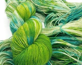 BFL High Twist - Teal Green, Sour Apple, Chartreuse